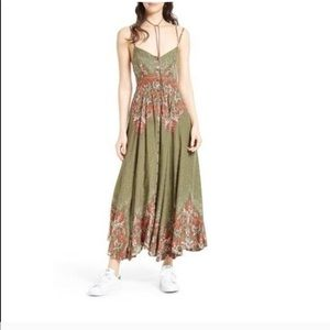 NWOT free people be my baby dress size small